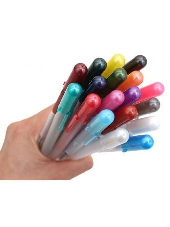 Sakura® Gelly Roll Glaze™ / Gelové pero Glazura - jednotlivě 17 barev