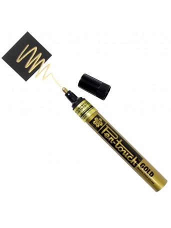 Sakura® popisovač Pen Touch™ zlatý 2 mm