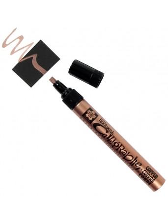 Sakura® popisovač Pen Touch™ měděný 5 mm kaligrafický