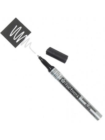 Sakura® popisovač Pen Touch™ stříbrný 1 mm