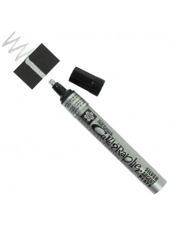 Sakura® popisovač Pen Touch™ Stříbrný kaligrafický 5 mm