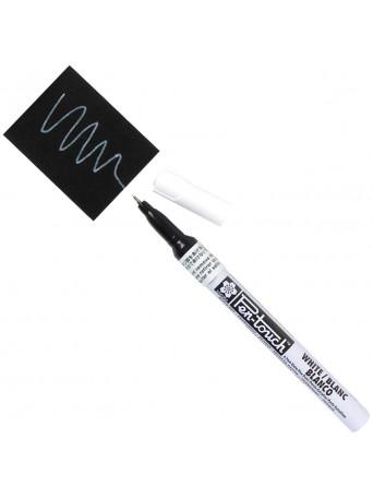 Sakura® popisovač Pen Touch™ bílý 0.7
