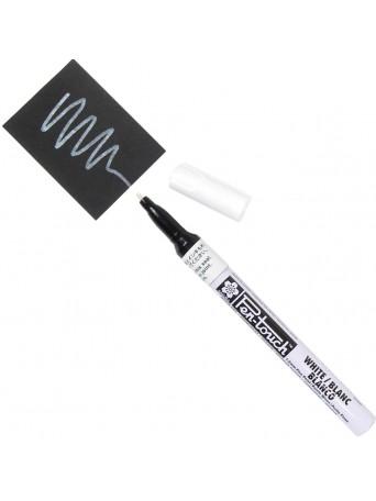 Sakura® popisovač Pen Touch™ bílý 1 mm