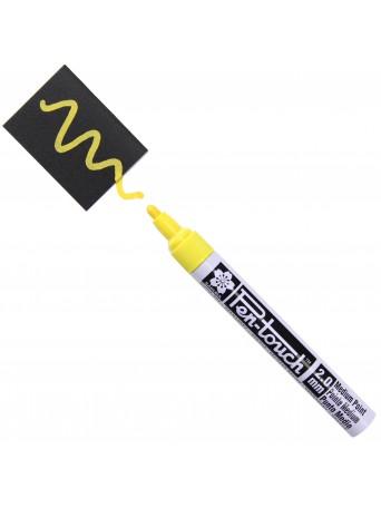Sakura® popisovač Pen Touch™ - žlutý