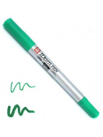 Sakura® popisovač IDenti Pen - zelená