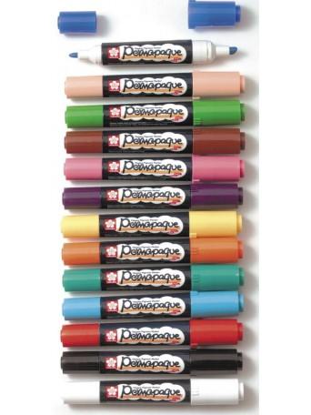 Sakura® popisovač Permapaque® 0.8 / 5.5 mm - 13  barev