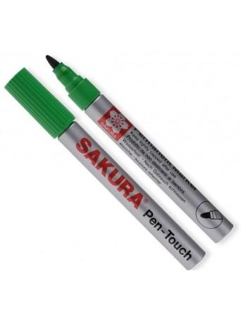 Sakura® 130 popisovač kulatý hrot - zelená