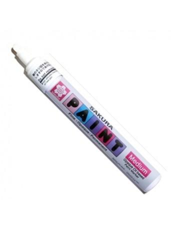 Sakura® popisovač Popisovač Paint - bílá