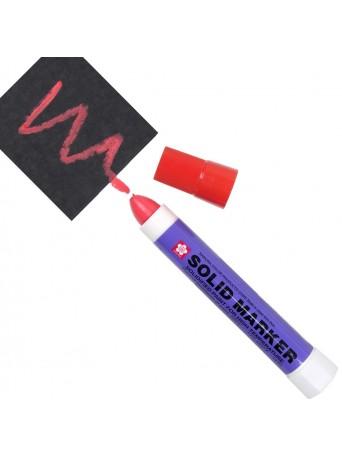 Sakura® popisovač Solid® marker - červená