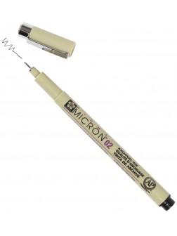 Pigma Micron® 02 - 0.3mm - černý