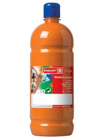 ŠKOLNÍ PLAKÁTOVÉ BARVY - oranžová
