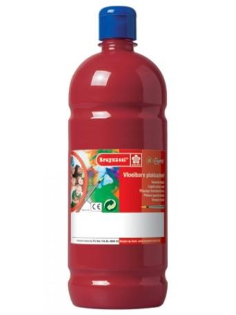 Školní plakátové barvy - červená