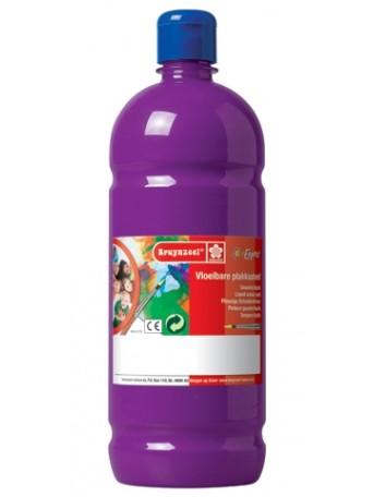 Školní plakátové barvy - fialová