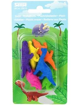 Guma 3D - dinosauři