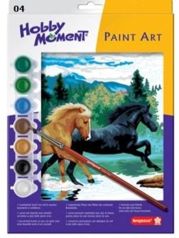 Malování podle čísel - Delfíní