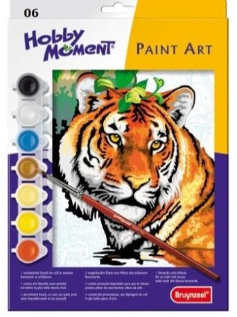bruynzeel® Malování podle čísel - Tygr