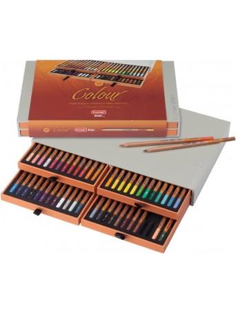 bruynzeel® Pastelky Design® - sada 48 ks.