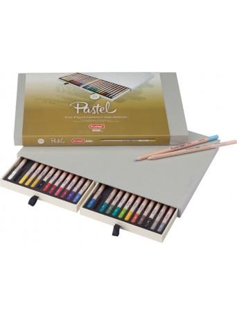 bruynzeel® Pastelky Suchý Pastel Design® - sada 24 ks.