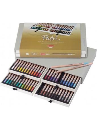 bruynzeel® Pastelky Suchý Pastel Design® - sada 48 ks.
