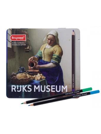 bruynzeel® Pastelky Rijks museum 24 ks.