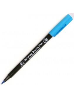 Sakura® Koi® Coloring Brush pen / Štětcové pero Akvarel - Aqua Blue