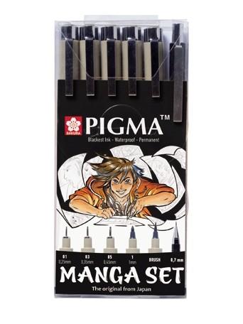 Sakura® Manga set Pigma