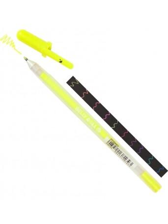 Sakura® Gelly Roll® Gelové pero Moonlight™ fluorescentní - žlutá