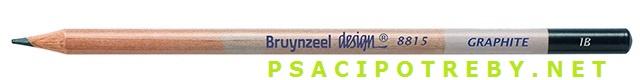 bruynzeel-sakura 8815/B grafitové tužky Design Graphite B, tuha 2,2 mm, jednotlivě