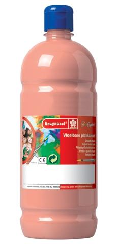 bruynzeel-sakura 9512-170 Temperové plakátové barvy 1000ml připravené k použití a na většinu materiálů tělová