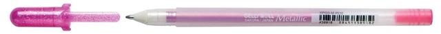 bruynzeel-sakura XPGB-520 Gelové pero metalické Gelly Roll Metallic 0.4 mm - růžová