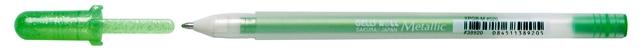 bruynzeel-sakura XPGB-526 Gelové pero metalické Gelly Roll Metallic 0.4 mm - smaragdově zelená