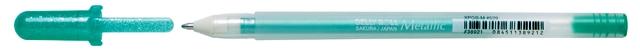 bruynzeel-sakura XPGB-529 Gelové pero metalické Gelly Roll Metallic 0.4 mm - zelená