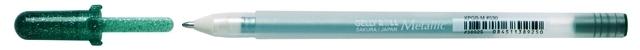 bruynzeel-sakura XPGB-530 Gelové pero metalické Gelly Roll Metallic 0.4 mm - lovecká zelená