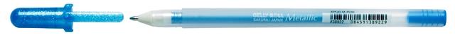 bruynzeel-sakura XPGB-536 Gelové pero metalické Gelly Roll Metallic 0.4 mm - modrá