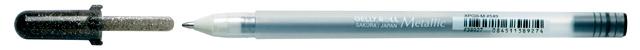 bruynzeel-sakura XPGB-549 Gelové pero metalické Gelly Roll Metallic 0.4 mm - černá