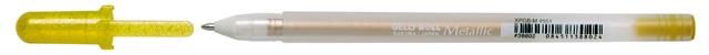 bruynzeel-sakura XPGB-551 Gelové pero metalické Gelly Roll Metallic 0.4 mm - zlatá