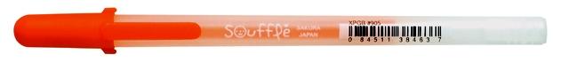 bruynzeel-sakura XPGB-905 Gelové pero 3D matné Gelly Roll Souflé 0.8 mm - oranžová