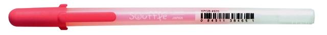 bruynzeel-sakura XPGB-920 Gelové pero 3D matné Gelly Roll Souflé 0.8 mm - růžová