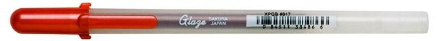 bruynzeel-sakura XPGB-817 Gelové pero 3D glazura Gelly Roll Glaze 0.8 mm - sépie