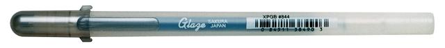 bruynzeel-sakura XPGB-844 Gelové pero 3D glazura Gelly Roll Glaze 0.8 mm - šedá