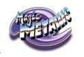 logo metalic