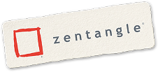 logo zentangle