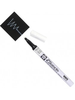 Pen Touch™ Bílý kaligrafický