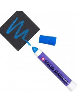 Solid® marker - modrá