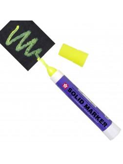 Solid® marker - fluo žlutá