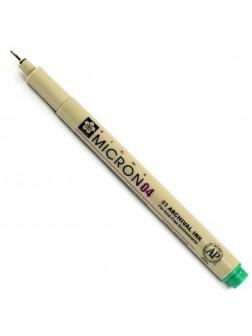 Pigma Micron® 04 - 0.4mm - zelená