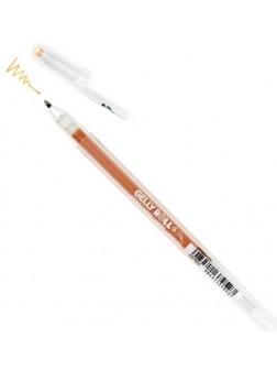 Gelové pero Třpytivé - Měděný třpyt