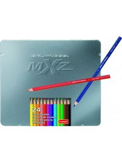 Pastelky mXz - sada 24 barev