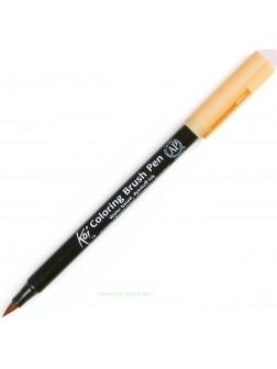 Akvarelové štětcové pero Koi® - Woody Brown