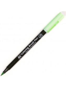 Sakura® Koi® Coloring Brush pen / Štětcové pero Akvarel - Ice Green